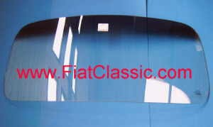 Windscreen with sun wedge Fiat 600