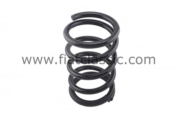 Rear coil spring 230 mm Top quality Fiat 500