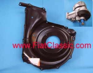 Soffiatoi per alternatore trifase Fiat 126 - Fiat 500