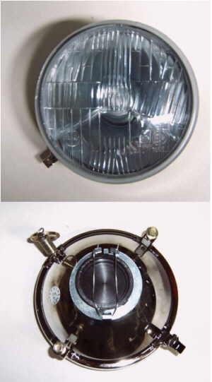 Reflektoreinsatz I.S Replika Fiat 600