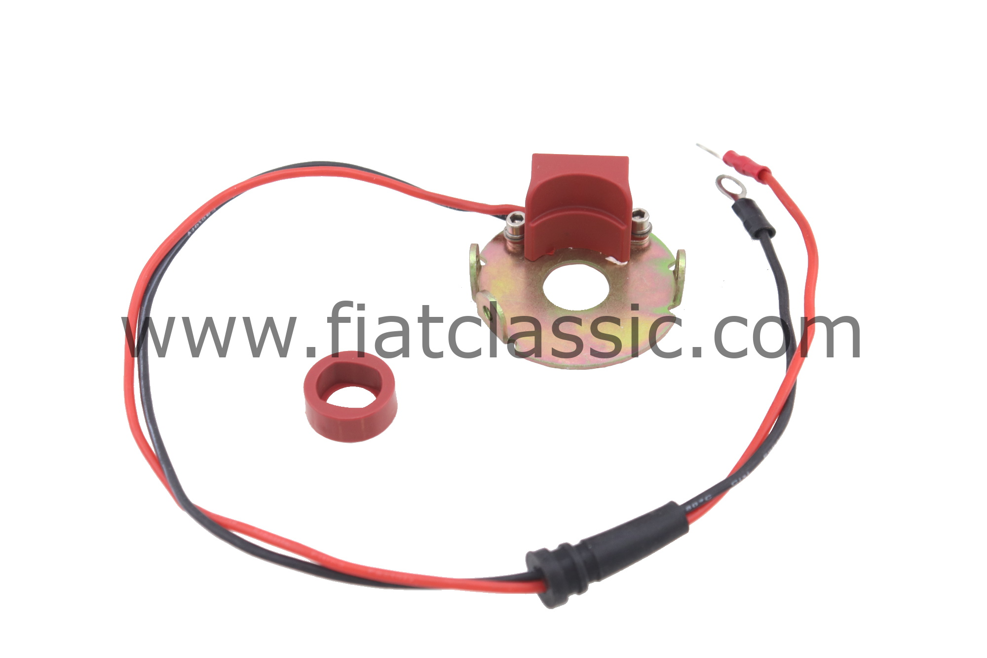 electric ignition contactless fiat 600  fiat classic