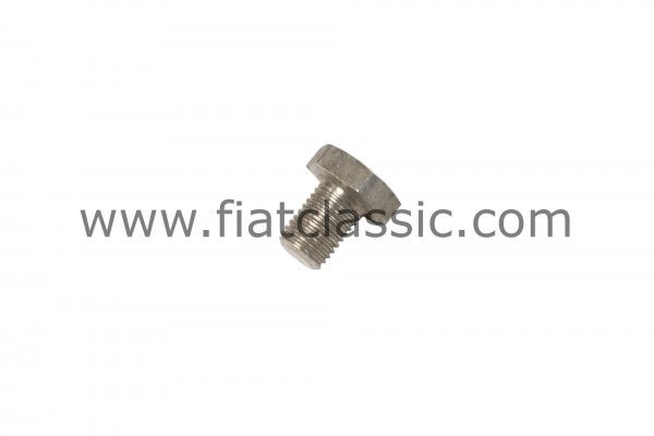 Wheel cap screw STAINLESS STEEL Fiat 500