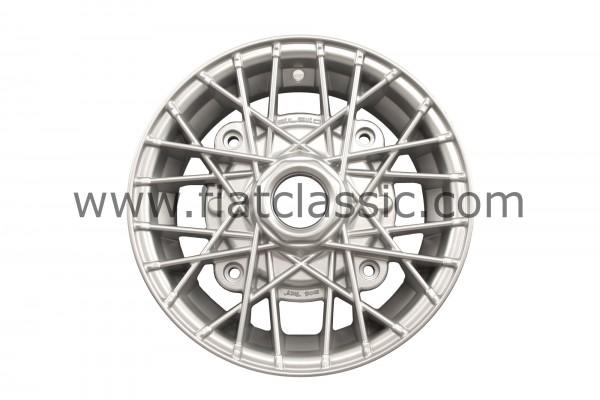 Cerchio in alluminio 4,5x12 ET25 4/190 Fiat 500 - Fiat 126 (1a serie)