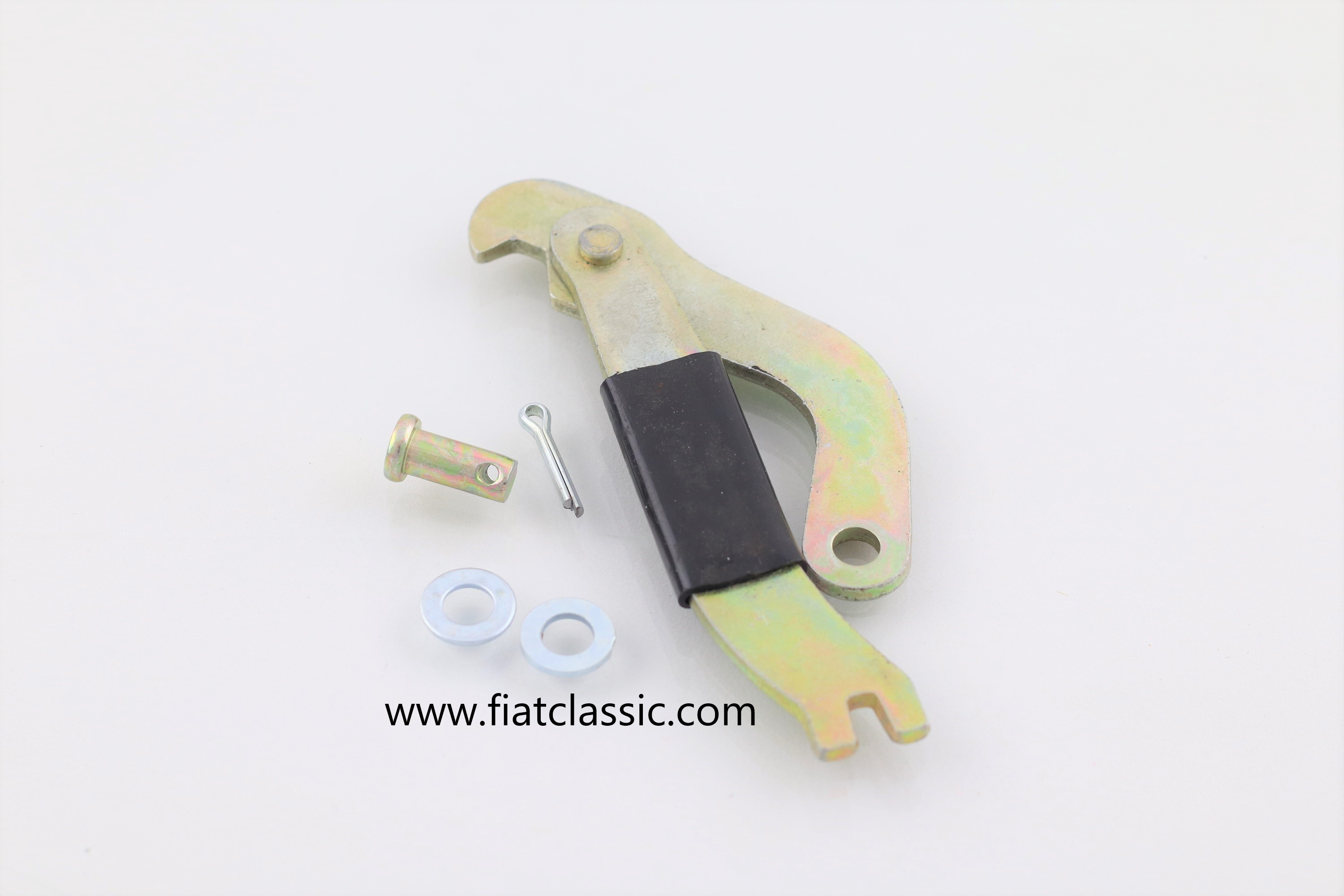 Pair of Window Handle Spacer Trim Fiat 126