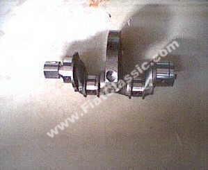Kurbelwelle gebr. Fiat 500 (126)