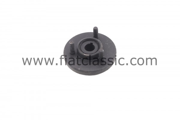 Adapter for V-belt pulley 12mm Fiat 500 - Fiat 126 (1st series)