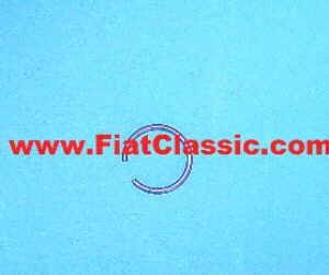 Axle lock ring for drive shaft Fiat 500 (not R)