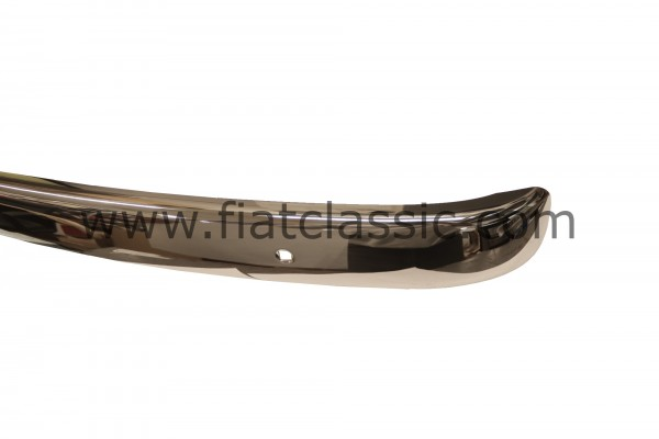 Front bumper top quality 45 Micron Fiat 500
