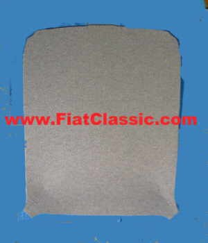 Headliner grey Fiat 126 (BIS)