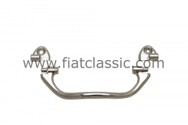 Pull handle chrome plated Fiat 126 - Fiat 500 - Fiat 600