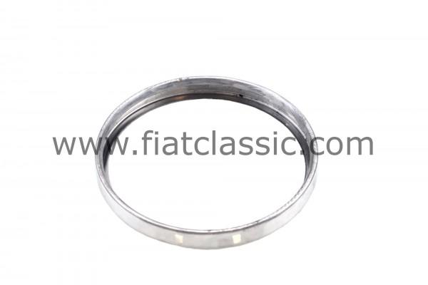 Koplampring 14,5 cm aluminium, smal Fiat 500 - Fiat 600