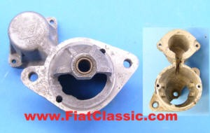 Starter head EFEL (2 screws) Fiat 600