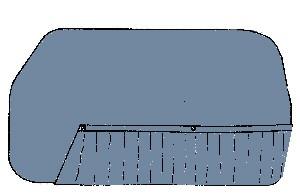 Pannelli porta blu Fiat 600, Zastava 750