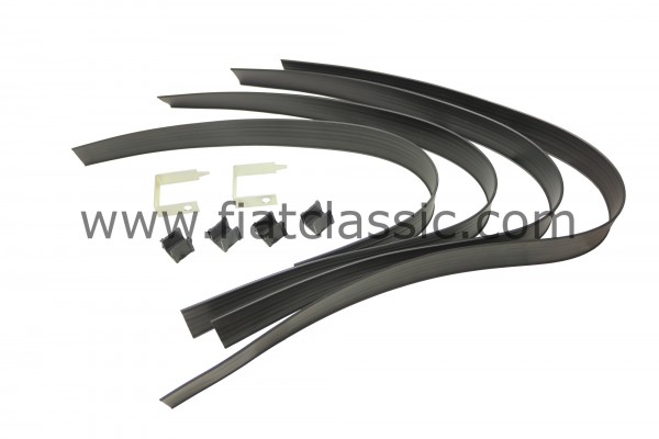Repair kit for leaf spring Fiat 126 - Fiat 500