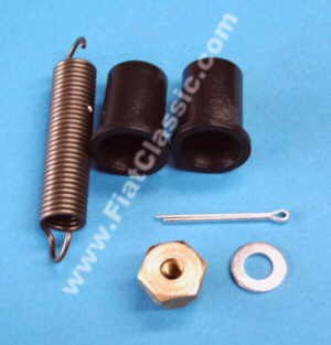 Mounting kit for clutch cable Fiat 126 - Fiat 500