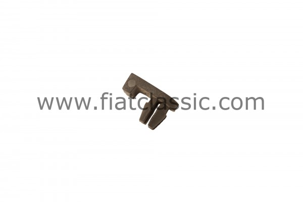 Plastic clamp for safety strap Fiat 126 - Fiat 500