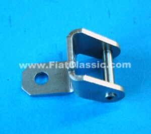 Folding roof lock latch Fiat 126 - Fiat 500