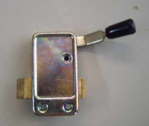 Door lock right Fiat 500 N/D/Giardiniera
