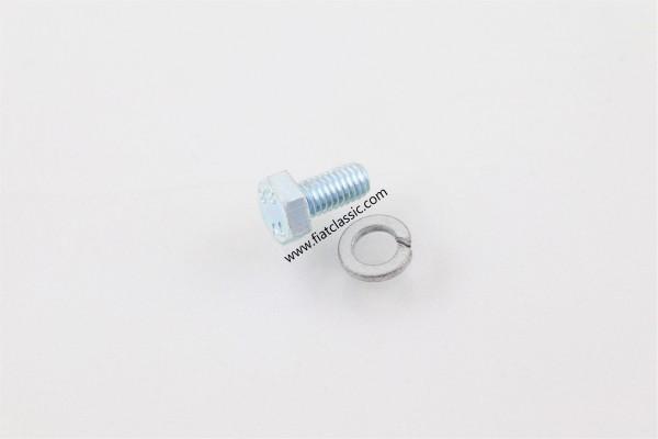 Screw for wheel brake cylinder Fiat 126 - Fiat 500 - Fiat 600