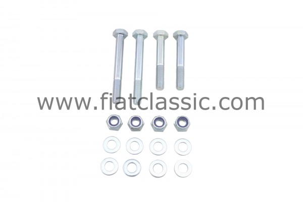 Assembly set for the steering knuckle, 16 pieces
