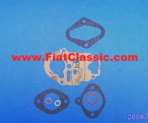 Vergaserdichtsatz WEBER ICP Fiat 600