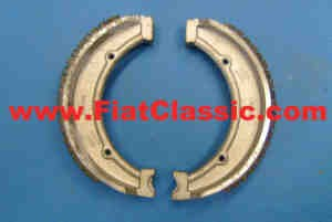 Brake shoe handbrake Fiat 600, Fiat 600 Multipla