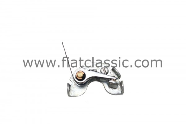 Ignition contact incl. plate Fiat 126 - Fiat 500 - Fiat 600