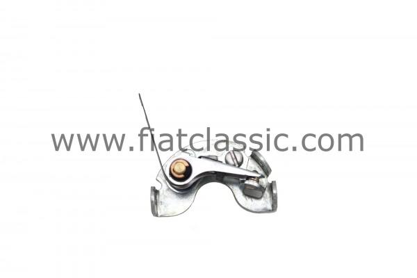 Zündkontakt inkl. Platte Fiat 126 - Fiat 500 - Fiat 600