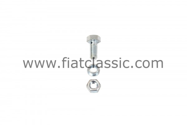 Clamping screw for gas cable Fiat 126 - Fiat 500