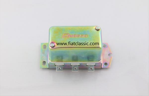 Regulator for alternator mechanical Fiat 126 - Fiat 500 - Fiat 600