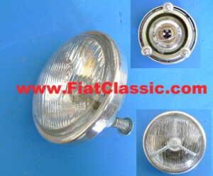 Headlight complete Fiat 500 N/D