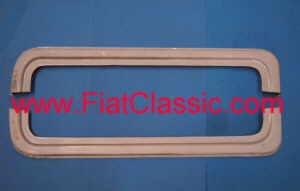 Door repair plate inside left and right Fiat 500 N/D/Giardiniera