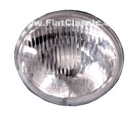 Reflector insert H4 178 mm with parking light Fiat 600
