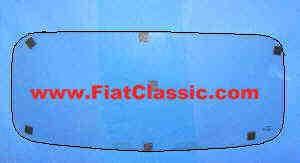 Rear window Fiat 600