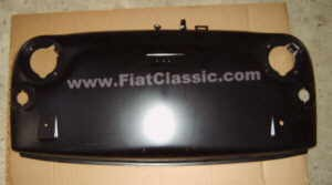 Front plate Fiat 500 R