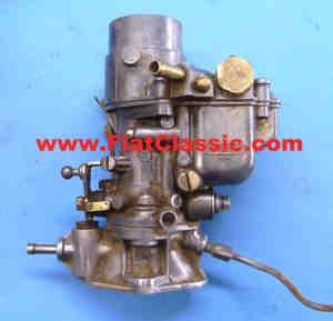 Carburateur IPM 30MGV10 gebruikte Fiat 600