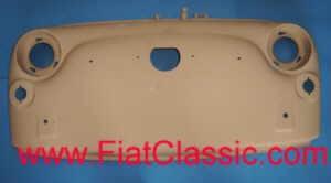 Front panel Fiat 500 D/Giardiniera