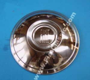 Wheel trims aluminium 2. series Fiat 600