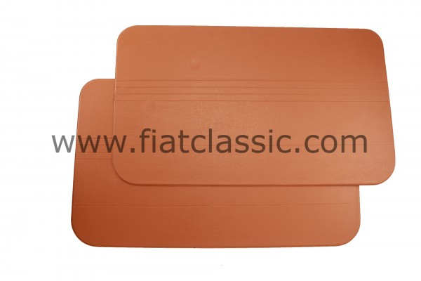 Panneau de porte ocre (paire) Fiat 500 R