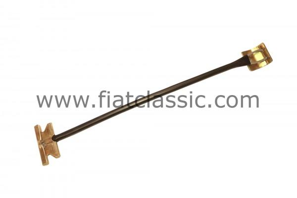 Fangband für Motorhaube wie Original Fiat 126 - Fiat 500