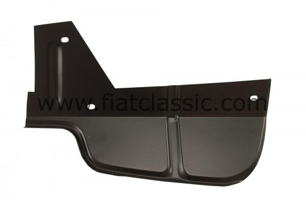 Parafango per collettore di scarico Fiat 126 (1°e 2°serie)