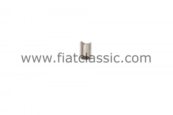 Distanziale per telaio cromato cromato Fiat 500