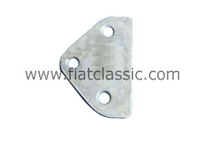 Door lock latch Compensating plate 1mm Fiat 500 N/D/Giardiniera