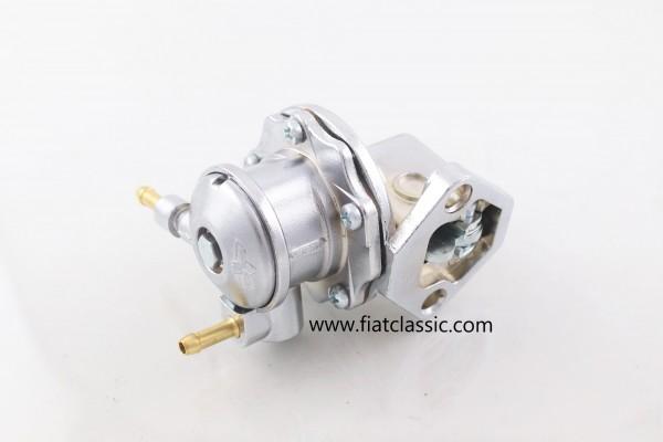 Fuel pump chrome plated Fiat 126 - Fiat 500 - Fiat 600