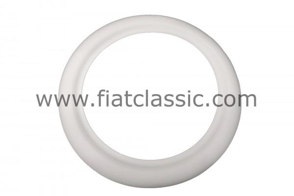 White wall ring 12 inch Fiat 126 - Fiat 500 - Fiat 600
