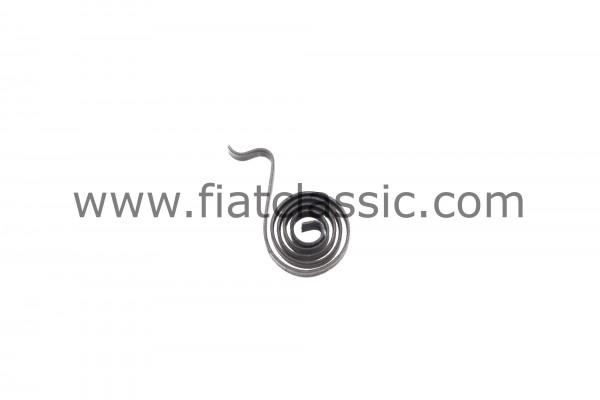 Feder für Anlasserkohle Fiat 126 - Fiat 500