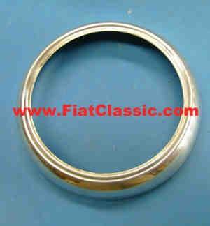 Anneau de phare aluminium 13/16,5 cm Fiat 600 Multipla
