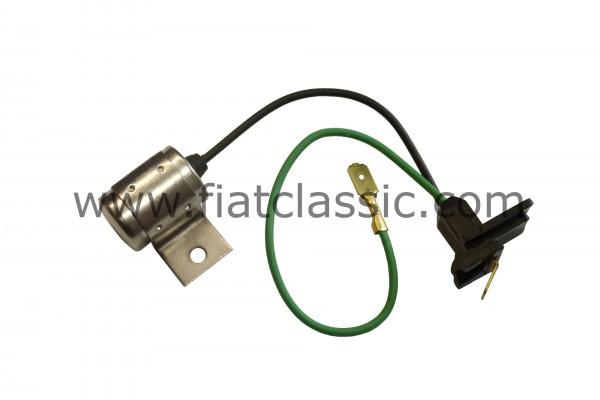 Ignition capacitor Fiat 126 (BIS)