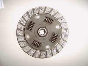 Clutch disc coarse 6 teeth Fiat 600