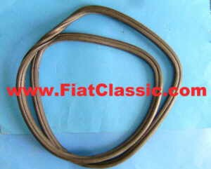 Windscreen rubber Trasfor. Fiat 500 Bianchina